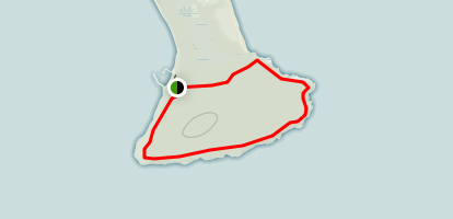 Anderson Point Trail to Julian Bay Trail Map