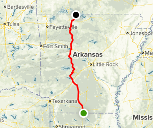 Arkansas Highway 7 Scenic Byway - Arkansas | AllTrails