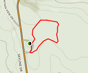 Orchard Loop Trail Map