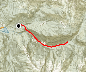 Crystal Mill Map