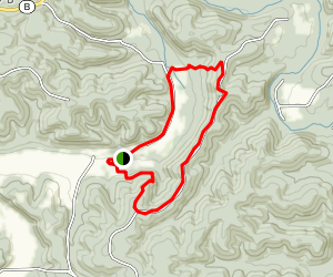 Goldsmith Trail [PRIVATE PROPERTY] Map