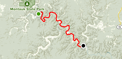 Baptist to Akers on the Current River - Missouri | AllTrails