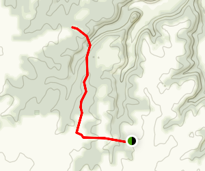 Rocky Holler Trail Map