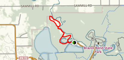 Big Creek Loop Trail Map