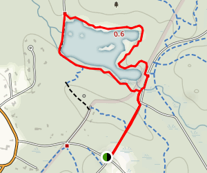 Triphammer Loop Map