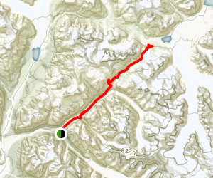 The Goat Trail Map