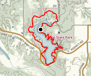 Geode State Park Map