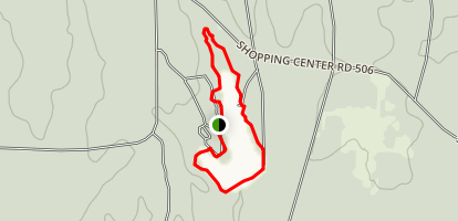 Marathon Lake Recreation Area Trail Map