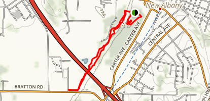 Tallahatchie Trails Map