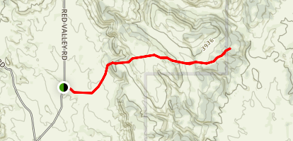Boland Ridge Trail Map