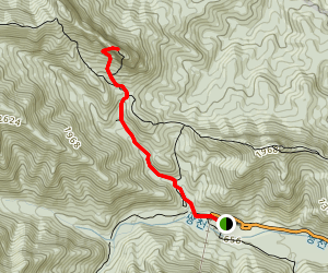 Ulsanbawi Trail Map