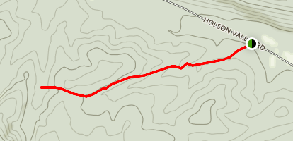 Old Military Trail  Map