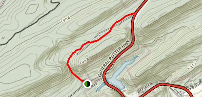 Ben Jacobs Trail Map