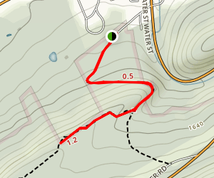 Nellie Trail Map