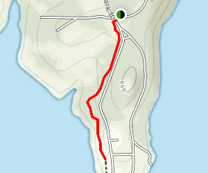 Fitness and Nature Trail Map