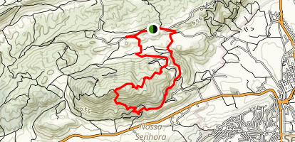 Setubal Hike Map