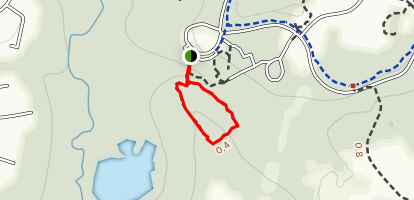 Upland Trail Map