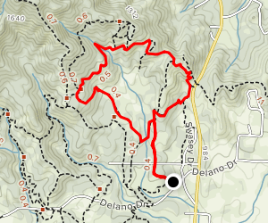 Wintu Loop Map