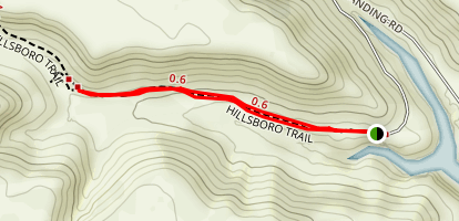 Hillsboro Trail Map