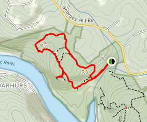 Miller Trail Map