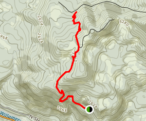Cloverpatch Trail Map