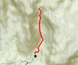 Sunglow Trail Map