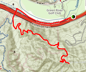 Pipeline Trail Map