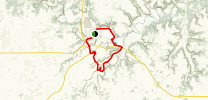 Trout Run Loop Trail Map