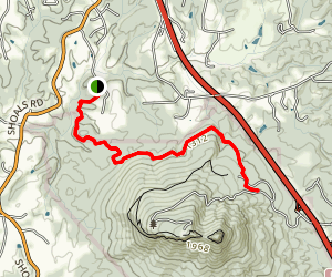 Pilot Creek Trail Map