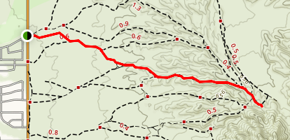 Jasper Trail Map