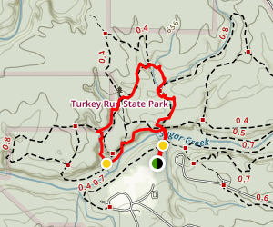 Trail #3 Map