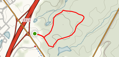 Kingsley Power Loop Map