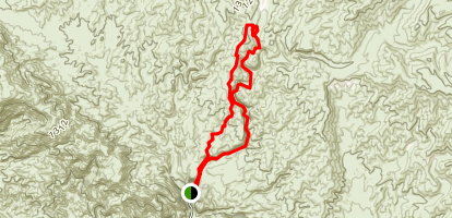 Ladder Canyon Trail Map