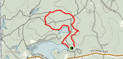 Walkabout Trail Map