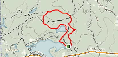 Walkabout Trail Loop Map