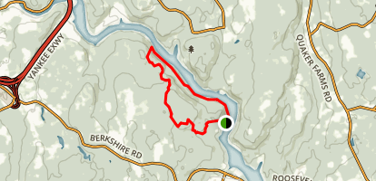 Zoar Trail Map