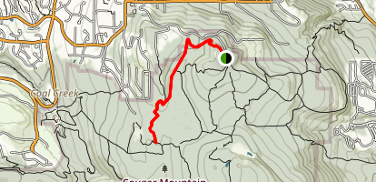 Coyote Creek Trail Map