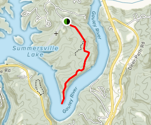 Long Point Trail Map