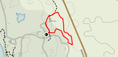 Yanchep Caves Walk Map