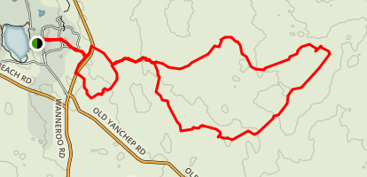 Cockatoo Trail Map