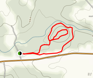 Enclosure Trail Map
