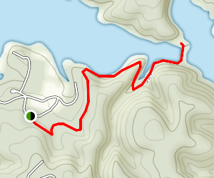 Lake Shore Trail Map