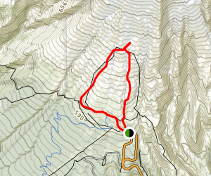 Mountaineer Trail Loop Trail Map