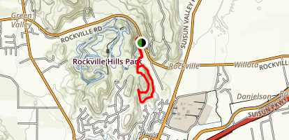 Upper and Lower Tilley Loop Map