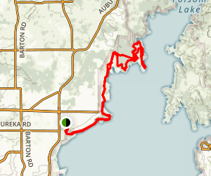 Dotons Point Map