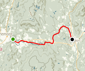 Sugar River Trail Map