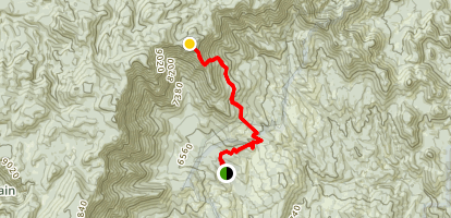 Peak 9380 Big Point Map