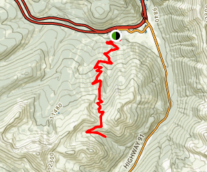 Copper Mountain Ski Resort Trail Map