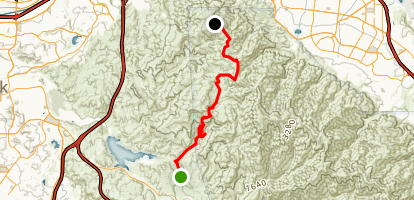 Sierra Peak (CLOSED) Map