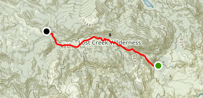 Wigwam Trail 609 Map